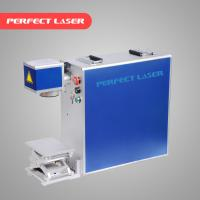 China Portable Fiber Laser Marking Machine 10w 20W 30W 50w Free Maintenance on sale