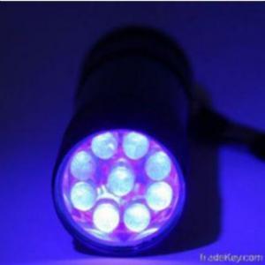 China Uv Flashlight Torch on sale