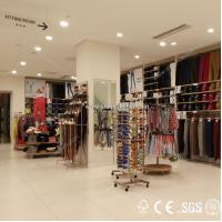 Quality Clothes Shop Fitting Wood Shelf For Shop for sale