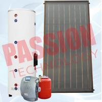 Quality Thermosyphon Solar Water Heater For Hot Water Heating 25mm Hail Resistance for sale