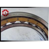 Buy C3 Clearance Single Row Brass Cylindrical Rolling Bearings NU1048ECM at wholesale prices
