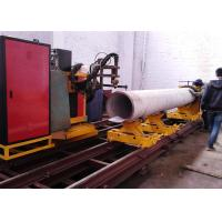 Quality with CE ISO ceterficate flame and plasma cutting mode CNC metal pipe cutting machine for sale