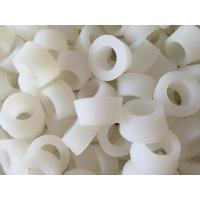 Quality Silicone Molded Rubber Parts , Movable Ozone Resistant Small Rubber Seals for sale