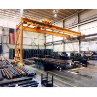Quality Double Girder QD Type EOT Crane with Hook for sale