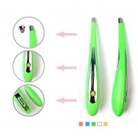 Quality Green Wrinkle Face Remover Machine lightweight Vibration eye massager For Home Use for sale
