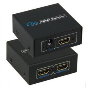 China 4K HDTV 2 port  HDMI Splitter  1.4V 4k hdmi video splitter on sale