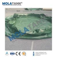 Quality Mola Tank PVC Coated Fabric Storage drinking Water Tank plastic Water Bladder for sale