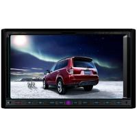 Quality 7.0 inch double din  with touch screen car dvd for sale