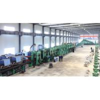 Quality Milling Saw ERW Tube Mill Making Machine For Oil / Gas API 5L 5CT Standard for sale