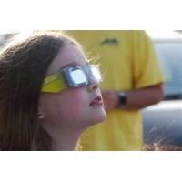 Buy cheap Energy efficiency High tech kids IR active 3d solar eclipse glasses for 3D tv from wholesalers