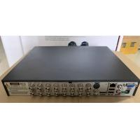 Quality 16ch 1080P AHD/CVI/TVI/IP/Analog 5 in one DVR with two HDD slots and 2ch audio input for sale