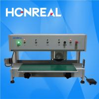 Quality china manufacturer pcb v-cut depaneling separator cutter machine for led bulb assembly line for sale