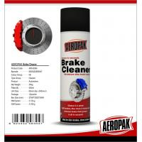 Buy 450ml Safety Professional Car Cleaning Products , Car Brake Cleaner For ABS at wholesale prices