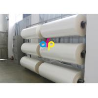 Quality 22 Mic Gloss Laminating Film For Brochures / Magazines BV Approval for sale