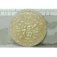 Quality Outdoor Metal Bronze Relief Sculpture For Wall Decoration Customized Size for sale