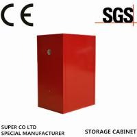 Metal Portab Chemical Storage Cabinet With Single Door / Flammable Safety Cabinet