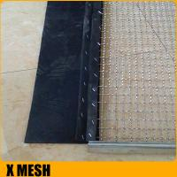 Quality 304 stainless steel wire mesh vibration sieve mesh for sale
