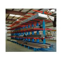 Quality Aceally Warehouse Cantilever Racking System Pipe Storage Rack for Sale for sale