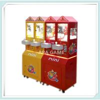Quality 2P children kids popular candy mini toy prize claw crane game machine for sale