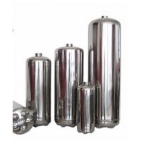 Quality Stainless Steel Wet Chemical Fire Extinguisher Cylinder 2L - 9L For Railway Station for sale