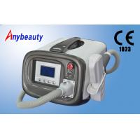 Quality Portable Laser Tattoo Removal Machine / Black Nevus , Age Pigment Removel Equipment for sale