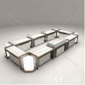 Buy Modern jewelry shop glass display cabinet showcase/glass display cabinet at wholesale prices