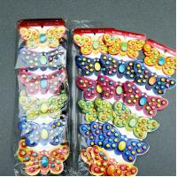 Quality Multi Fruit Flavour Candy Butterfly Shaped Compressed HardCandy for sale
