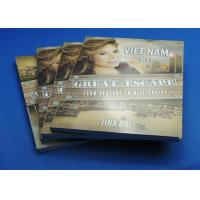 Quality Photo Softcover Book Printing for sale