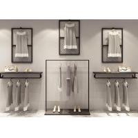 Buy cheap OEM And ODM Service Shop Display Stands / Clothing Wall Display from wholesalers