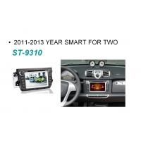 Buy Touch Screen Benz DVD GPS with Video EQ in Dash Digital TV for Mercedes Smart ST-9310 at wholesale prices
