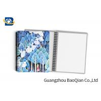 Quality Pretty Girl Design 3D Lenticular Notebook PET / PP / PVC Cover Material for sale