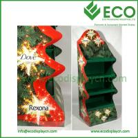 Quality Chocolate Display Rack, Christmas Tree Display Stands For Chocolate for sale
