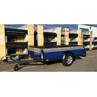 Quality Utility Aluminum Trailer Industrial Aluminium Profile with Milling / Drilling / Bending Craft for sale