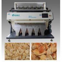 Quality High Efficiency Garlic Slices Sorting Machine / Vegetable Fruit Grading Machine for sale