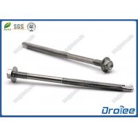 Quality 410 Martenistic Steel Hex Self-drilling Screw for Heavy Duty Steel Structure for sale
