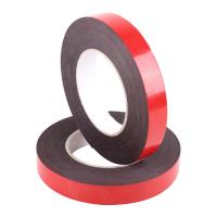 Quality High Heat PE Foam Tape 10m Length , Two Sided Sticky Tape For LED Board for sale