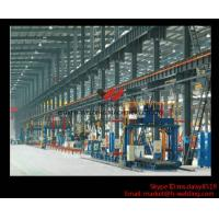 Quality Gantry Type Vertical Automatic Welding Machine for H Beam Line High Efficiency for sale