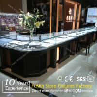 Buy Value fashion shop glass jewelry display cabinet, luxury display cabinet at wholesale prices