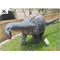 Buy Zoo Playground Dinosaur Lawn Decorations Robotic Life Size Dinosaur Models at wholesale prices