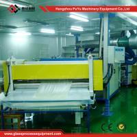 China PVB Shaping or Stretching Machine PVB Interlayer for Windshields Glass Production Line on sale
