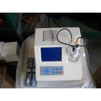Quality HB-WS Coulometric Karl Fischer Moisture Tester for sale