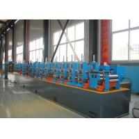 Quality High Frequency ERW Pipe Mill CS MS Tube Mill TIG Welding Plant CE ISO Certification for sale