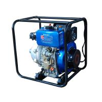 Quality Manual Diesel Water Pump , Portable Diesel Engine Water Pump For Agricultural Irrigation for sale