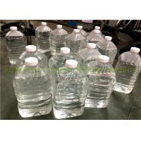 Quality PET Pure Water Bottle Filling Machine Mineral Water Production With Door Cover for sale