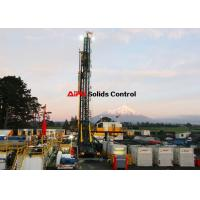 Quality Solids control system for various well drilling fluids process at Aipu solids for sale