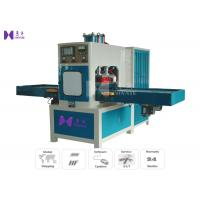 Quality 50HZ / 60HZ 30T PVC Box Making Machine Two Slide 400×500 MM Working Table for sale