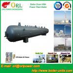 Quality 800 Ton lpg boiler mud drum SGS for sale