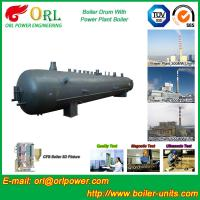 Quality 800 Ton lpg boiler mud drum SGS for sale