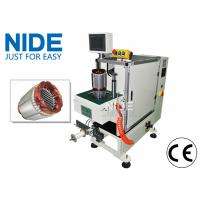 Quality Single working station stator winding lacer for stator coil winding high automation for sale