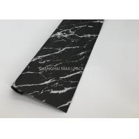 China Custom Black Wrapping Paper Rolls , Cute Tissue Wrapping Paper Birthday Personalized Black White In Stock on sale